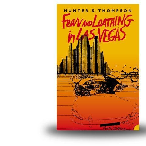Fear and Loathing in Las Vegas [Hunter S Thompson] - A book that has appeared in several formats but nobody, including its author, has ever been entirely certain as to what Fear and Loathing actually is. Part reportage, part confession, part chronicled binge, it details a trip to Las Vegas undertaken by Thompson and a strange brute he refers to as 'my attorney'. This is a masterpiece of many colours, almost all of them lurid. [review by Joseph O'Connor]