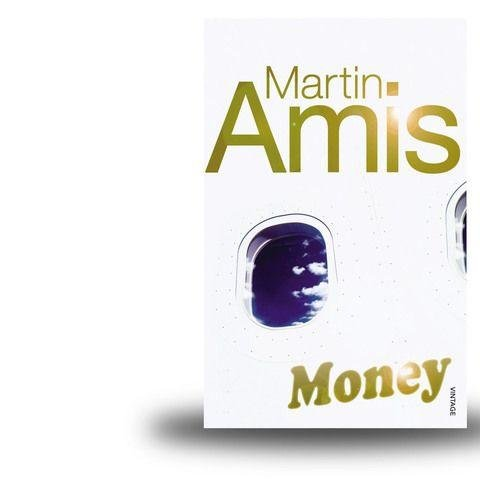 Money: a suicide note [Martin Amis] - The central character of Money, John Self is your average John's average self; a boy so hungry, so thirsty that you want him to have another drink, visit another brothel or just make a crude pass at his lesbian colleague or stare at the book his ex-girlfriend wants him to read before she'll talk to him. This is a 300-page joke about yourself. But don't laugh out loud too much because the joke might be the only truth.