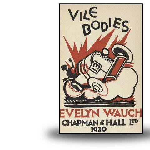 Vile Bodies [Evelyn Waugh] - It is a gift to the satirist to live in turbulent times but there still remains the task of encapsulating them. In Vile Bodies, an ostensibly superficial comic novel Evelyn Waugh brilliantly, hilariously, unflinchingly but always humanely pinions a society which is in thrall to gossip and decadence traumatised by war and financial catastrophe yet unable to stop itself. This is a book as much for our age as it is for when Waugh wrote it in 1930.