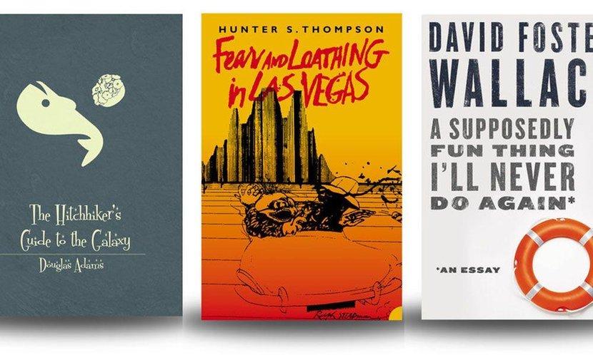 Books, Comedy books, Books you should read, Funniest books ever written, Funny books, Books for men