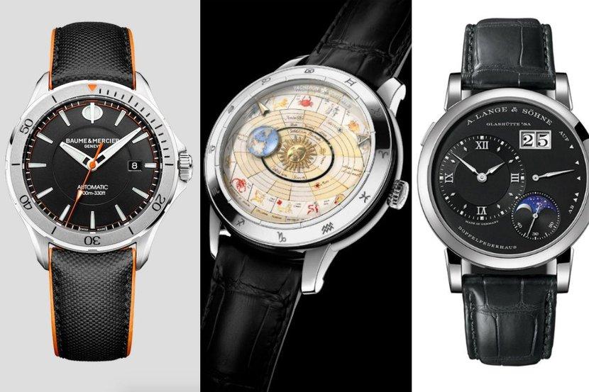 SIHH, SIHH 2017, Watches, Timepieces, Highlights, Switzerland, Panerai, Vacheron Constantin, Baume and Mercier, A. Lange & Söhne