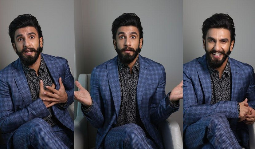 Ranveer Singh, Bollywood, Ranveer, Esquire, Man of the year, Esquire Middle East, India, Actor