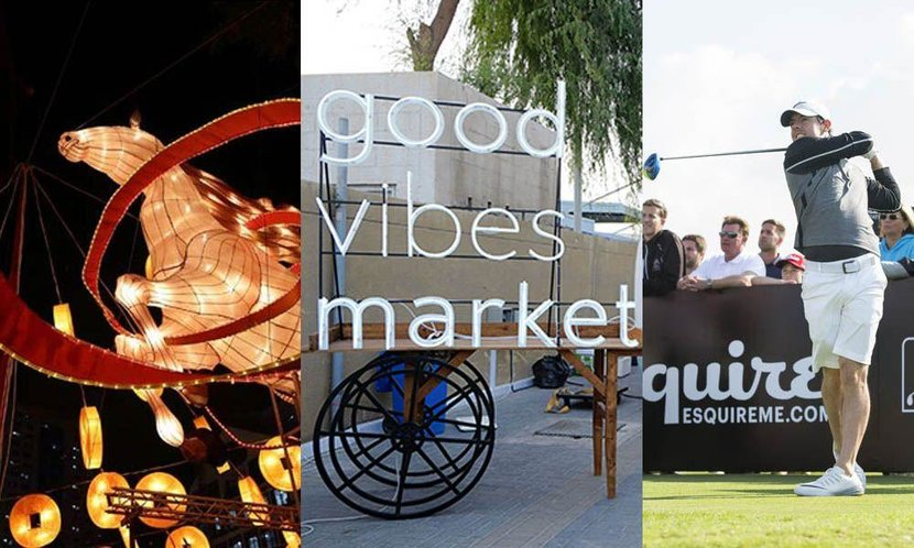 Things to do, Events, Dubai, Things to do in dubai, January, Weekend, Activities, Dragon boat racing, Abu dhabi, Golf, Quoz Art Fest, Art, Markets, Climb to Abu Dhabi