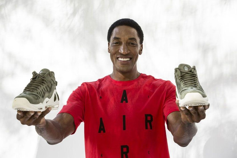 Scottie Pippen, What I've learned, Esquire, Interview, Quotes, Stories, Chicago Bulls, Olympics, Winning, Michael Jordan, Kids, Nike, Collage career, Championships, Dubai, Sole DXB