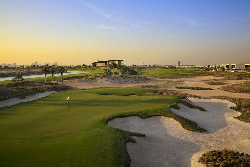 Donald Trump, Trump, Trump International, President Trump, Golf Course, UAE, Dubai, Golf, Trump international golf course, Golf club, Akoya, Damac, Golf courses uae, Dubai golf course, Golf deals
