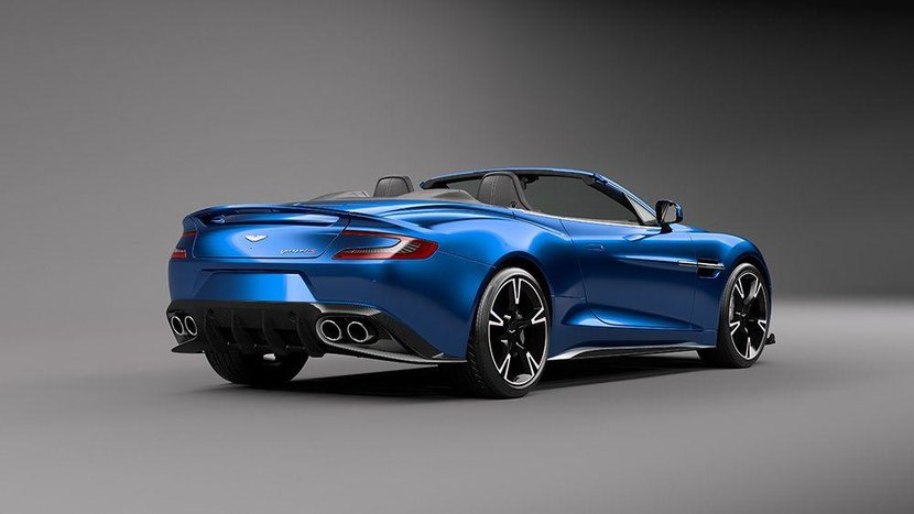 Introducing The Aston Martin Vanquish S Esquire Middle East