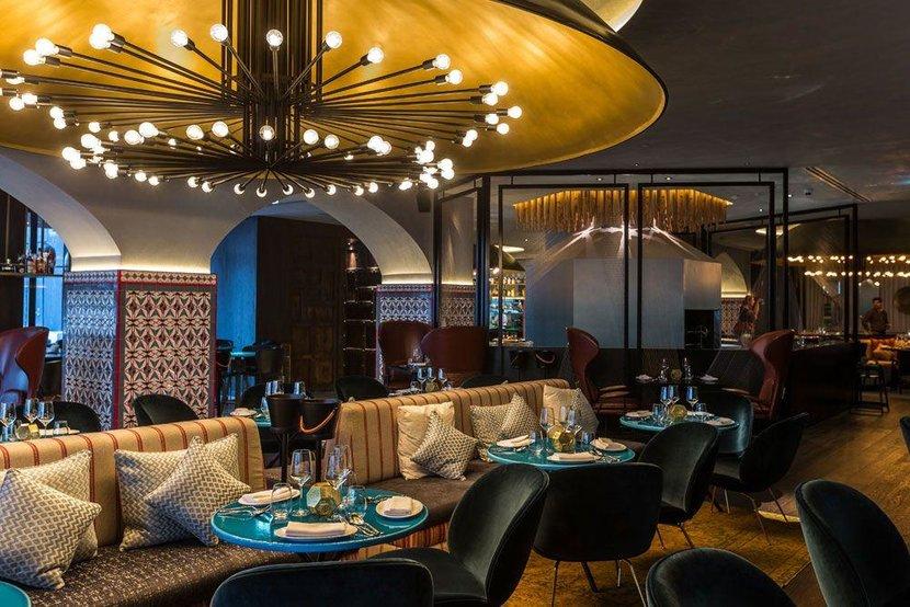 Rüya, Turkish, Turkish restuarant, Grosvenor House, Dubai, Turkish restaurant dubai, Grosvenor, Ruya Dubai, Grosvenor House Hotel