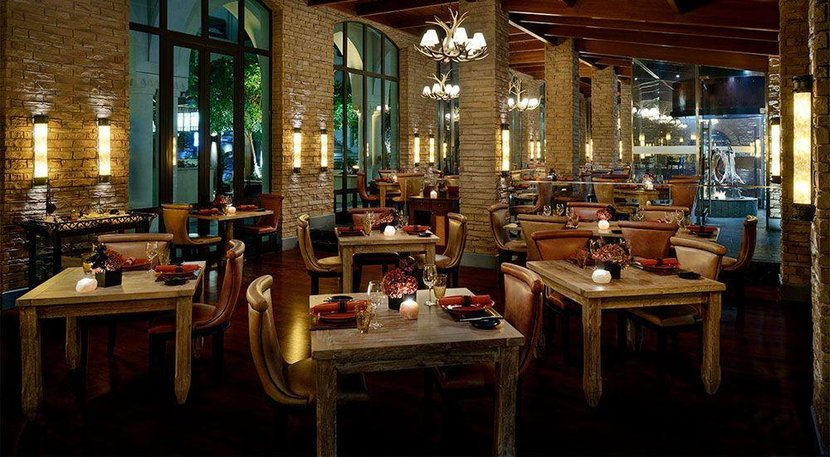 Asado, Argentina, Argentinian, The Palace, Palace hotel, Steak, Meat, Restaurant