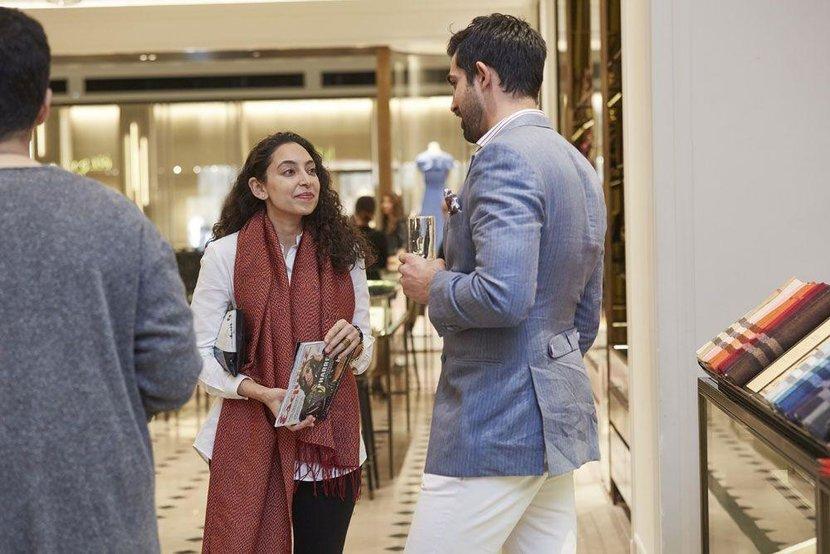 Esquire Gents Evening, Esquire, Esquire Middle East, Burberry, Burberry Middle East, Dubai, Mall of the Emirates, Dubai entrepreneurs, Entrepreneur, Entrepreneurs, Event, In-store event