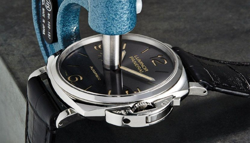 Luminor Due watch (appox. Dhs39,000)