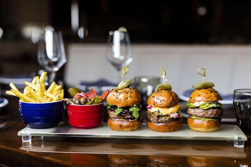 Best burgers in Dubai, Best burger, Dubai, UAE, Firebird diner, Five guys, Nusr-et, Elevation burger, Clinton street