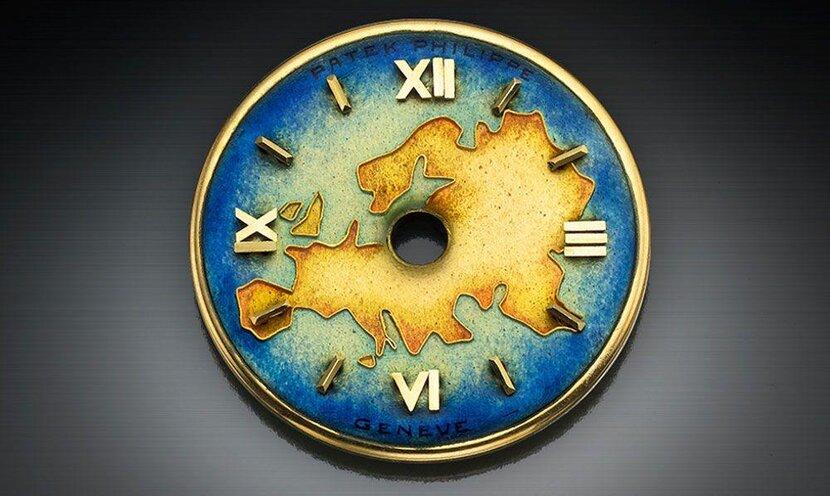 Watches, Watch dials, Dials, Watch, Timepiece, Cloisonne, Patek, Rolex, Art, Marguerite Koch, Fine art, Hand painted, Enameling, Techniques, Grand Feu, Champlevé, Paillonné, Enameling techniques, Watch enameling, Dial enameling