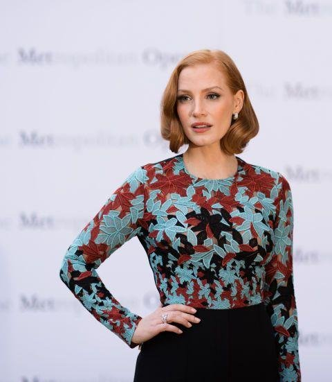 Jessica Chastain - Over the past 5 years Jessica Chastain has quietly established herself as one of the most talented and versatile screen actress working today. We say quietly because - the odd jaw-dropping red carpet appearance aside - she keeps her private life private, preferring to let a growing body of work speak for itself.