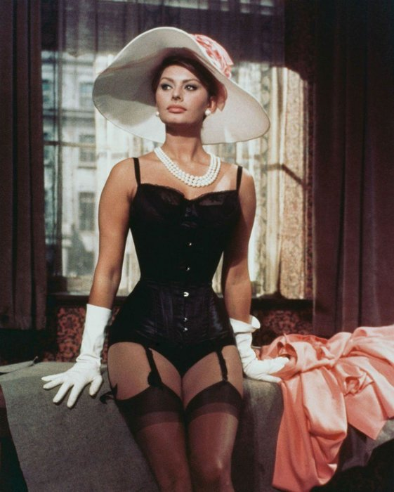 Sophia Loren - The Italian actress's heaving trophy cabinet includes Golden Globes, BAFTAs, Grammys and - of course - an Oscar, the latter being particularly impressive as it made her the first artist to win one for performance in a foreign language (in 1962 for Two Women - remember that for your next quiz).