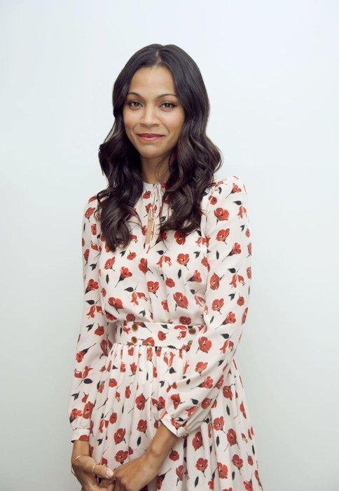 Zoe Saldana - One of the few members of the Hollywood A-list self-aware enough to realise that Hollywood A-listers moralising about politics wasn't likely to help the liberal cause, Zoe Saldana is by all accounts one of the most down to earth Beautiful People in the world of Beautiful People.