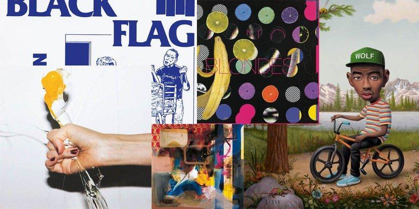 Music, Art, Music album, Artwork, CD artwork, Taschen, Art record covers