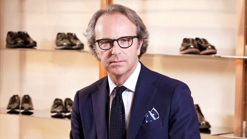 Andrea Della Valle, President of Hogan and Vice President of Tod's