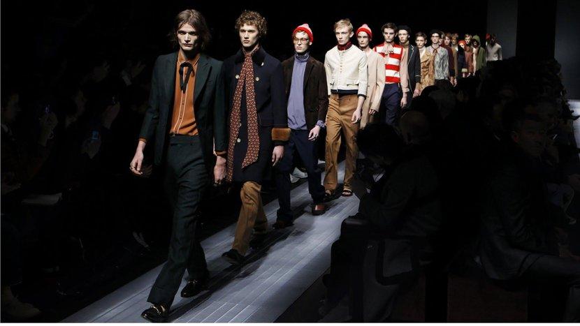 Milan fashion week, Live stream, Gucci, Gucci live stream, Fashion week, 2017, FW17, FW2017, Alessandro Michele, Men's, Menswear, Fashion show, Live, Milan