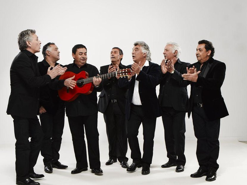 Gipsy Kings, Gipsy Kings Live, Gipsy Kings Dubai, Dubai, Wafi rooftop, Wafi, In The Park
