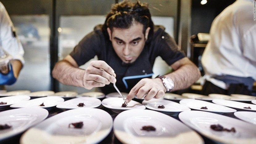 Asia's best chef, Gaggan Anand, Gaggan, Chef gaggan, Dubai, Pop-up, Indian restaurant, Bangkok