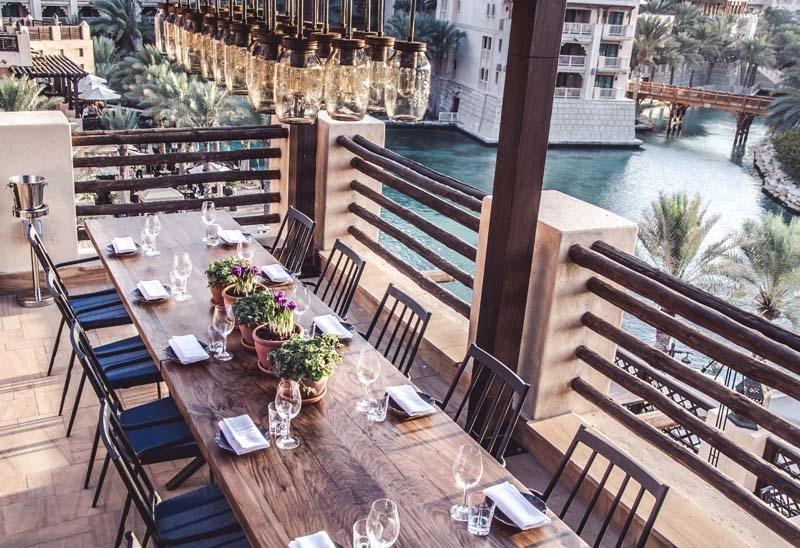 Nick and Scott, Madinat, Madinat Jumeirah, Restaurants in Dubai, Food in Dubai, Restaurant review, Rivington Grill, Table 9, Gordon ramsay, Folly, Dubai