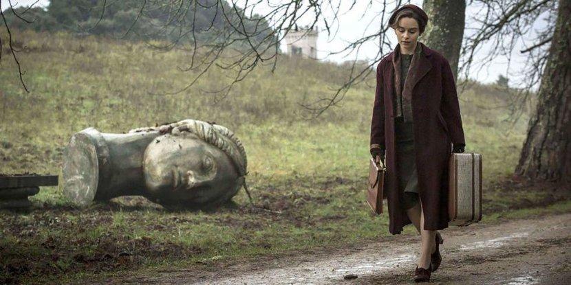 Voice of the stone, Emilia Clarke, Film, Trailer, Horror, Movie, Horror movie, Trailer voice of the stone, New emilia clarke film