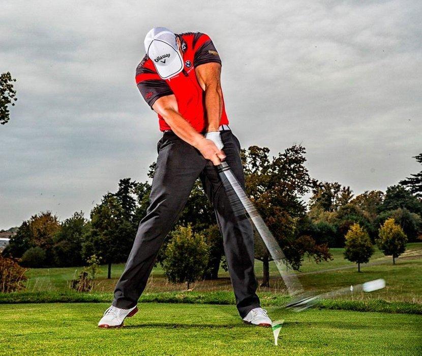 Long Drive World Series, Golf, Long Drive, World Champion, Joe Miller, Dubai, Driving range, UAE, Jumeirah Golf Estates, World Champion Joe Miller