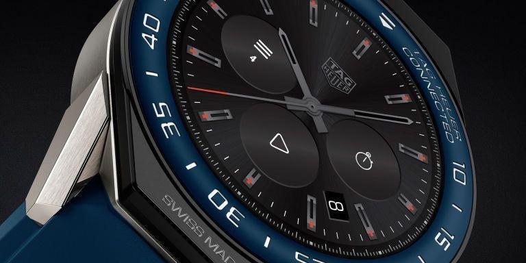 Tag Heuer, Modular 45, Smartphone, Tag smartwatch, Smartwatch, TAG, Heuer, Heuer-02T Tourbillon, Calibre 5, Google
