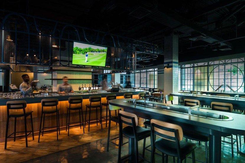 Bridgewater Tavern, Dubai, Gastrodive, Bar, Restaurant, JW Marriott Marquis, Happy hour, Deals, Black burger, Bridgewater, Tavern, Sports bar, Sportsbar, UAE, JW Marriott