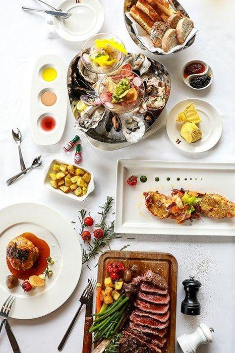 DIFC's Roberto's, DIFC restaurant, Difc, Friday Bruch, Amalfi, Matthew priest, Italian, Italian brunches in Dubai, Roberto's DIFC, Brunch, Best brunch, Dubai, Dubai brunch, Italian brunch, Classy brunch, Elegant brunch
