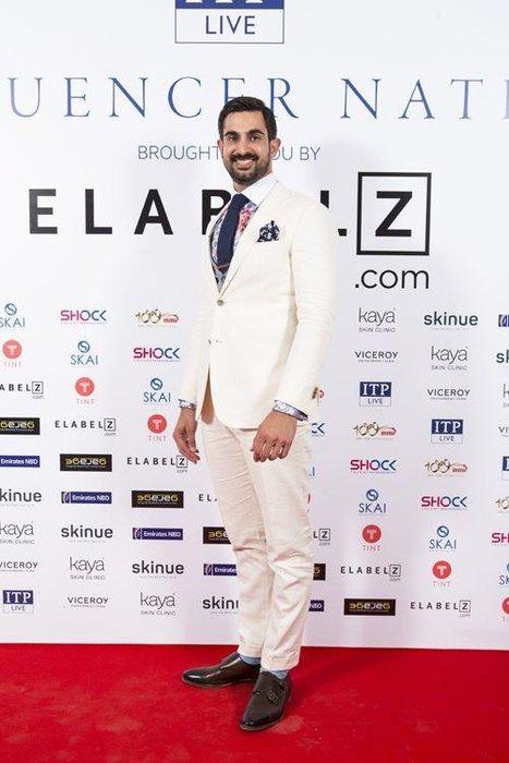 ITPLive, Viceroy Dubai, Palm Jumeirah, Abdullah Abdullah, Kiki Grinberga, Guinness world record, Selfie stick, Longest selfie stick, Dubai, Social meida influencers