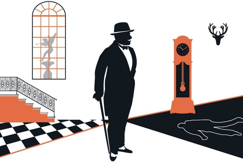 Murder, Poirot, Murder mystery, Sophie Hannah, Poirot novel, Curtain, Agatha Christie, Inspector Catchpool, Closed Casket, Did you see Melody?, Plantation Restaurant, Sofitel Dubai Jumeirah Beach., Miss Marple, Dubai, UAE, Literature, Seminar, How to write, How to write a murder mystery