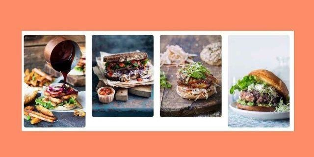 Burgers, Burger, Best burger, UAE, Dubai, Best burgers in Dubai, Burger recipes, Lamb, Chicken, Halloumi, Fish burger, New burger recipies, Delicious, Burgers for men