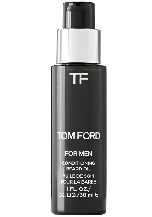 TOM FORD - Conditioning Beard Oil - Keep your facial hair in shape with a conditioning beard oil. It softens the hair to make your beard look soft, not scraggly. mrporter.com