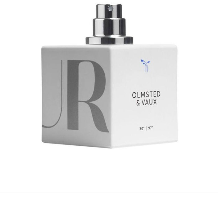 PHLUR - Olmsted Vaux - Swap out heavy colognes for a light, daytime one. Phlur's Olmsted & Vaux uses white ginger and orange flower for a cool, uncomplicated scent. phlur.com