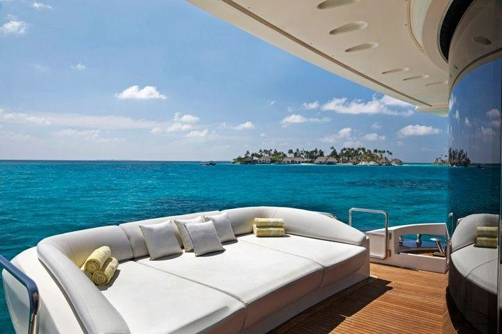 Cheval Blanc Randheli, Cheval Blanc, Randheli, Luxury, Maldives, LVMH, Private yacht, Yacht, Atoll, Diving, Fishing
