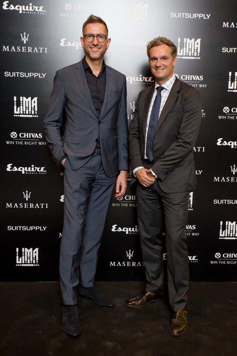 Ingo Hesse and Stephan Born