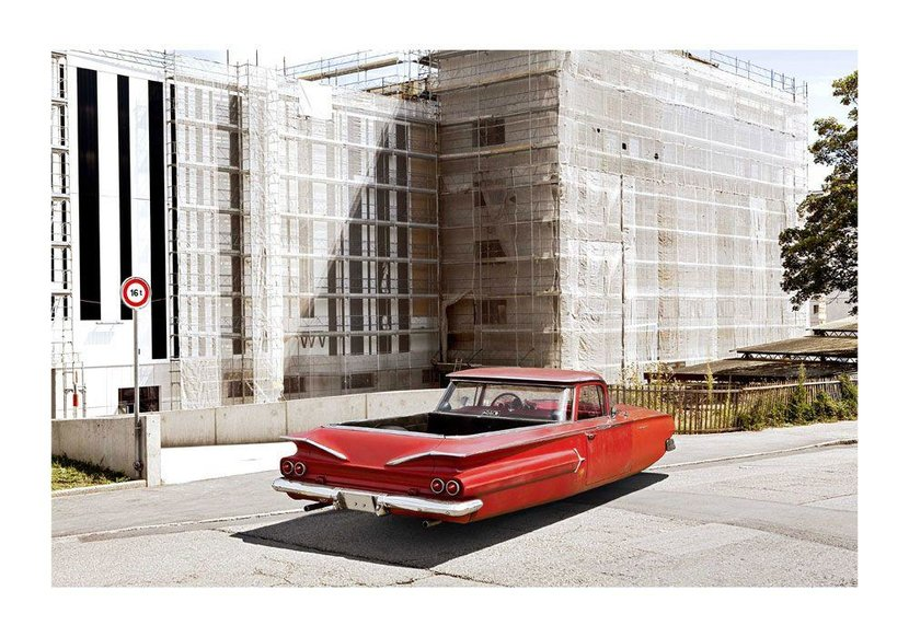 The Flying Cars, Renaud Marion, Air Drive, Exhibition, MB&F, Mad Gallery, Dubai, MAD Gallery Dubai, Photography