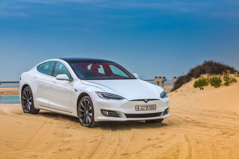 Tesla, Tesla Dubai, Tesla DCB, Uber One, Tesla UBer, Uber Tesla