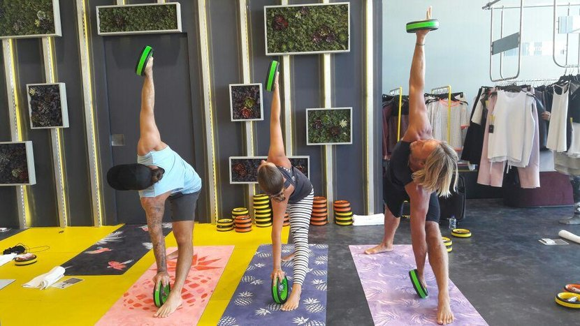NuPower yoga, NuPower, NuPower yoga Dubai, NuPower Dubai, NuPower classes, Yoga, Yoga classes, Nubells, 1six8, Workout, Training, Gym, Sessions