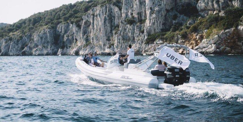 Uber, Uber boat, Uber boats, Dubai, Italy, Captain, UberBOAT, Croatia, Taxi