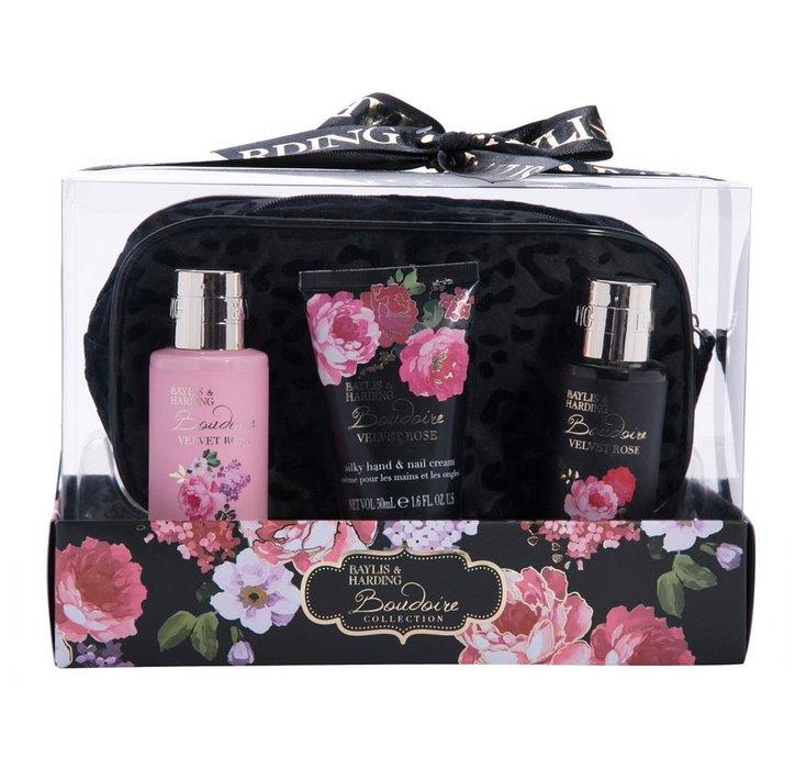 Baylis and Harding Boudoire Luxury Bag Set, Dhs89 available at Lifestyke