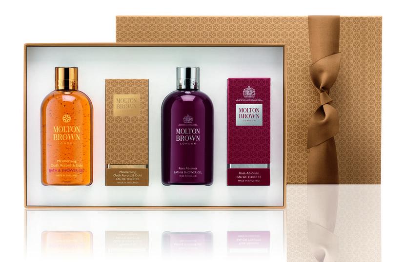 Molton Brown gift set, Dhs599