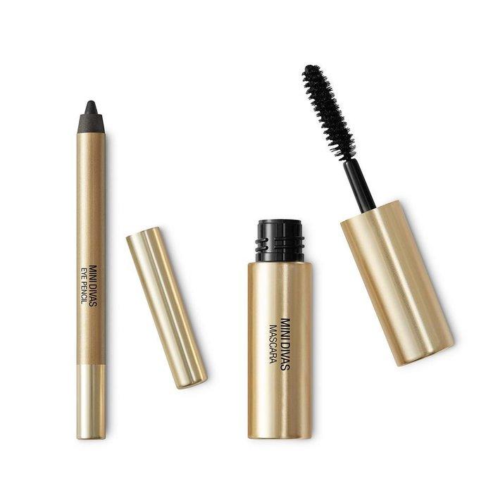 Kiko Mini Divas mascara and eye pencil set, Dhs75