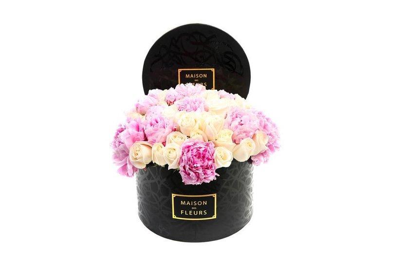 Maison Des Fleurs x eL Seed bouquet, from Dhs749