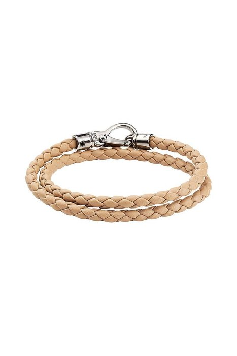Tod's bracelet @ Stylebop - Keep your style in check, even at the beach with this woven leather bracelet, Dhs640