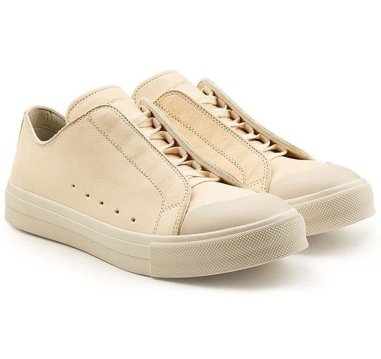 Alexander McQueen trainers @ Stylebop - White, creams, nudes and greys are the sneaker colours of choice this summer, Dhs1,835