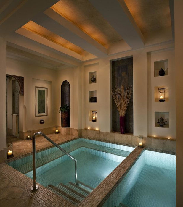 Talise Spa plunge pool