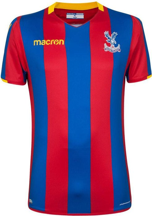 Crystal Palace - Whilst last year's kit strayed a little too far from the standard formula, Palace's new kit is both a return to its roots and true return to form for the club. 8/10