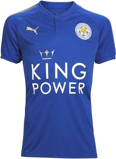 Leicester - The Foxes again show us that less is often more when it comes to design. Despite the league having a sea of blue strips this year, the subtle synergy between the King Power logo and the gold trim is enough to make the former champions stay afloat. 7/10
